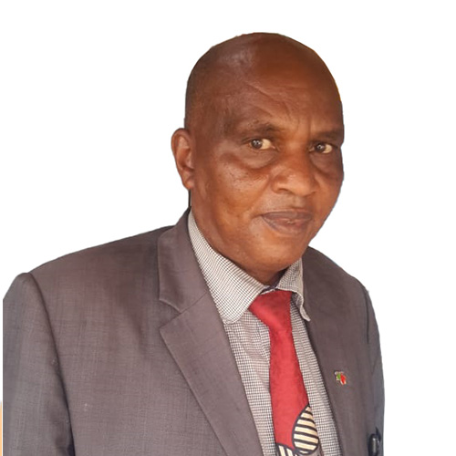 Rev. Benedict Mutuku Munyao