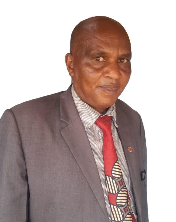 Elder. TIMOTHY MUNGUTI