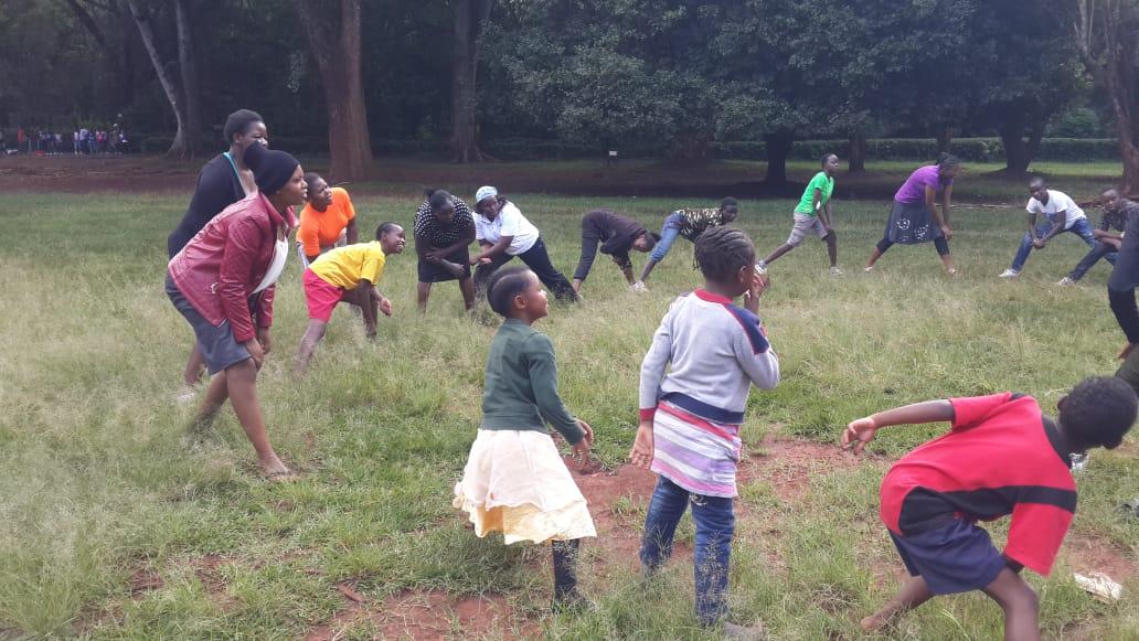 Emaw children sports day 2019